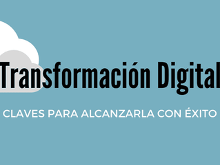 Cinco datos para entender la transformación digital en las empresas