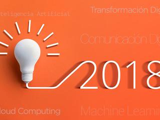 Principales tendencias Tecnológicas para los negocios en 2018