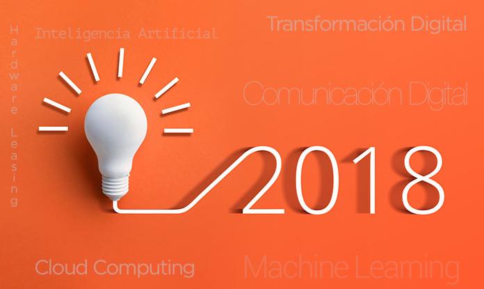 Tendencias tecnológicas 2018 México