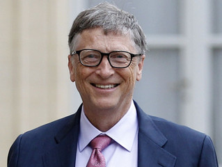 15 curiosidades de Bill Gates