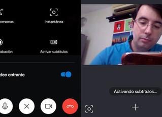 Microsoft incorpora subtítulos para llamadas en tiempo real en Skype