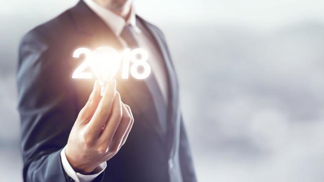 Tecnología negocios 2018