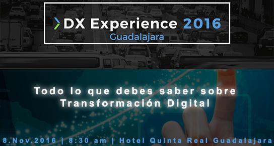 Evento Transformación Digital