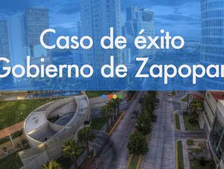 El gobierno de Zapopan ahorra 7 millones de pesos mensuales gracias a G Suite de Google