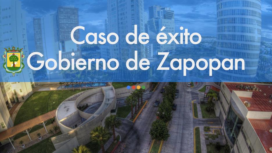 Gobierno de Zapopan G suite Google Apps