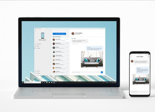 Microsoft lanza Your Phone para PC