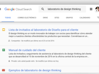 ¿Sabes qué es Google Cloud Serch?