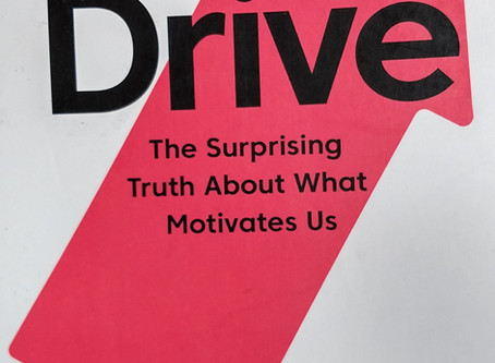 HAPPY SCRUM MASTER BOOKLIST: Drive – Daniel H. Pink