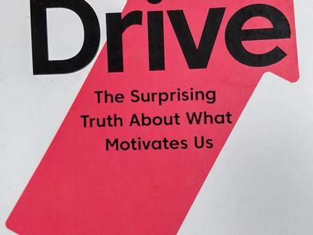 HAPPY SCRUM MASTER BOOKLIST: Drive – Daniel H. Pink