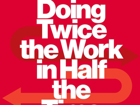 HAPPY SCRUM MASTER BOOKLIST: SCRUM – THE ART OF DOING TWICE THE WORK IN HALF THE TIME – JEFF SUTHERL