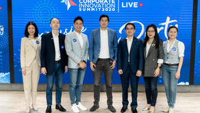 RISE brought 4,000+ executives to execute innovation hands-on at Corporate Innovation Summit 2020