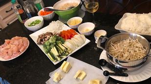 Hibachi Cooking Class