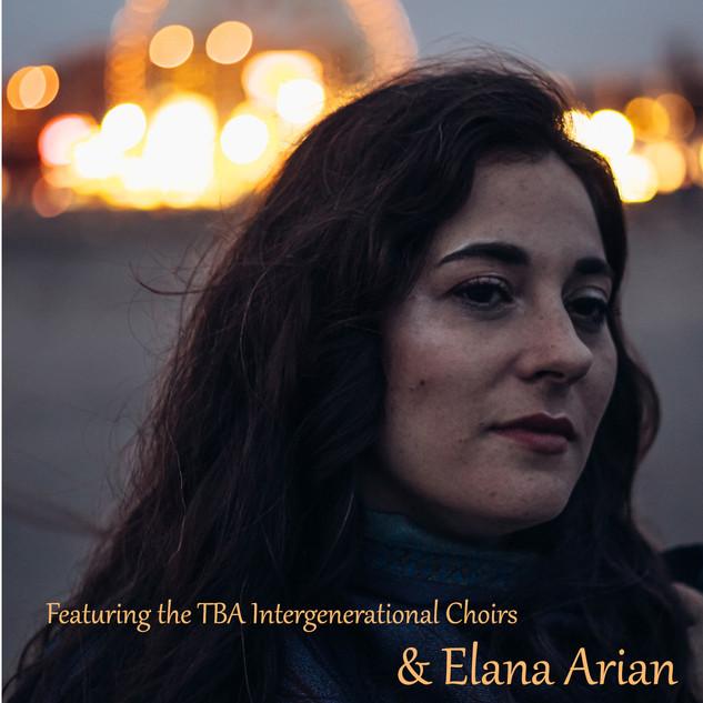Elana Arian is coming in June!