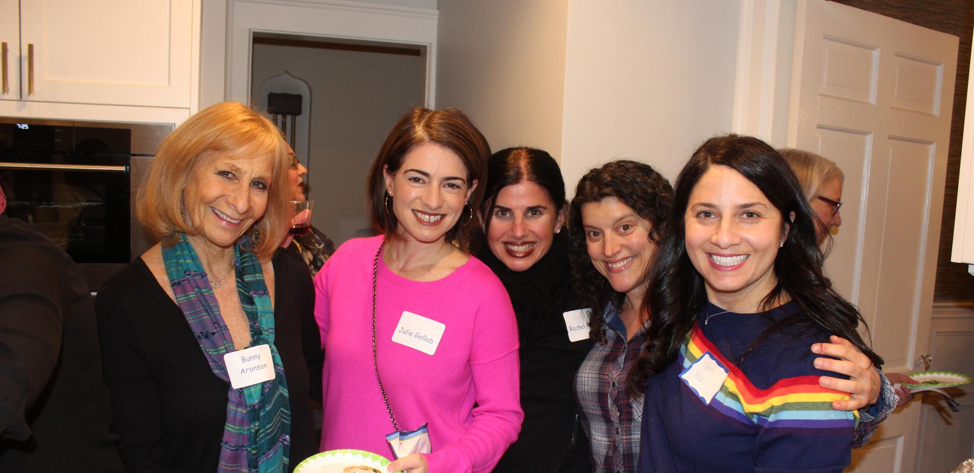 Temple Beth Avodah Women of TBA