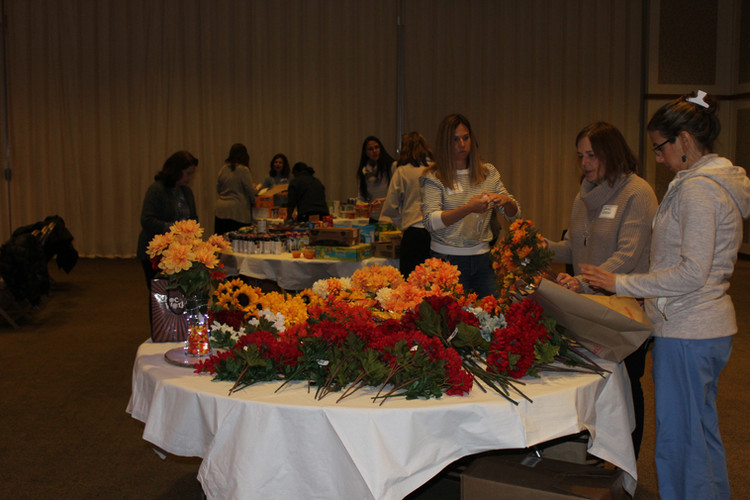 Women of TBA, A Night of Giving Back