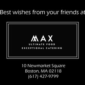 MAX Ultimate Food