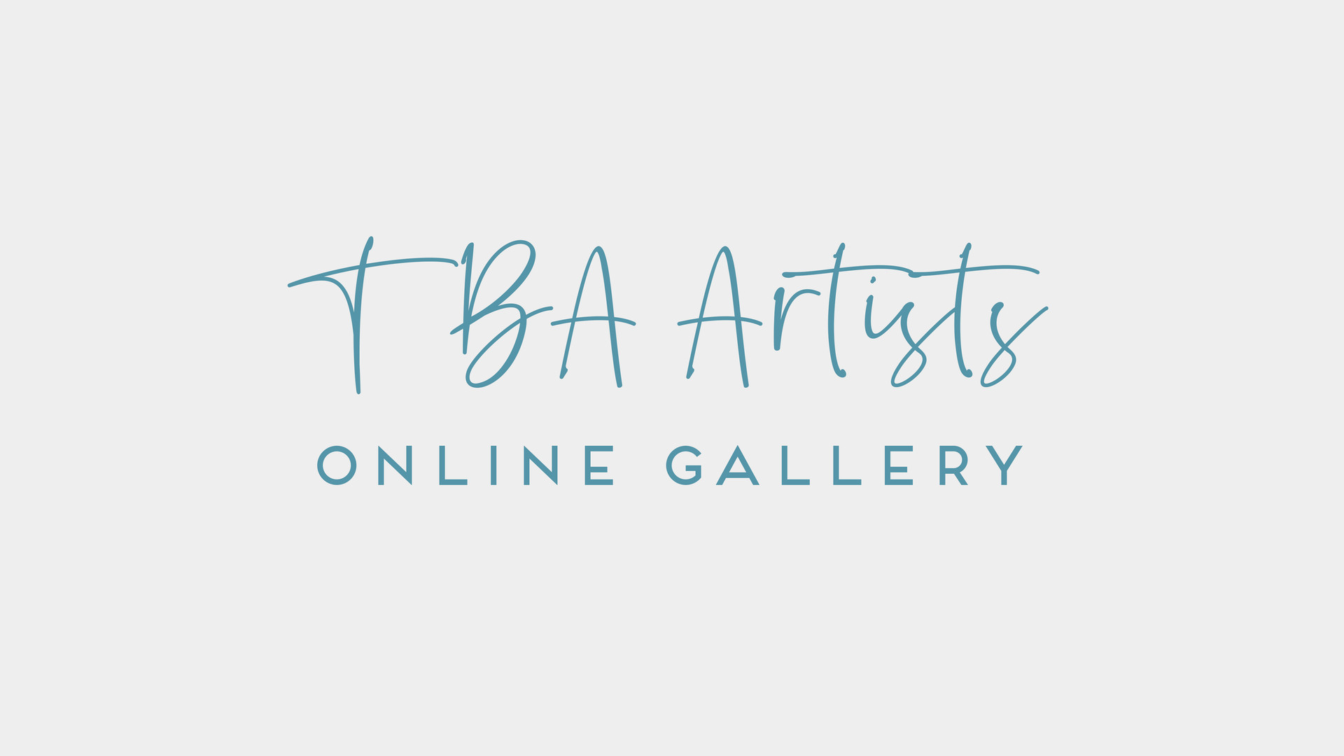 Welcome to the TBA Online Art Gallery!
