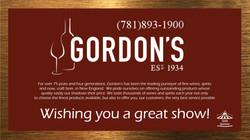 Click for more info on Gordon's