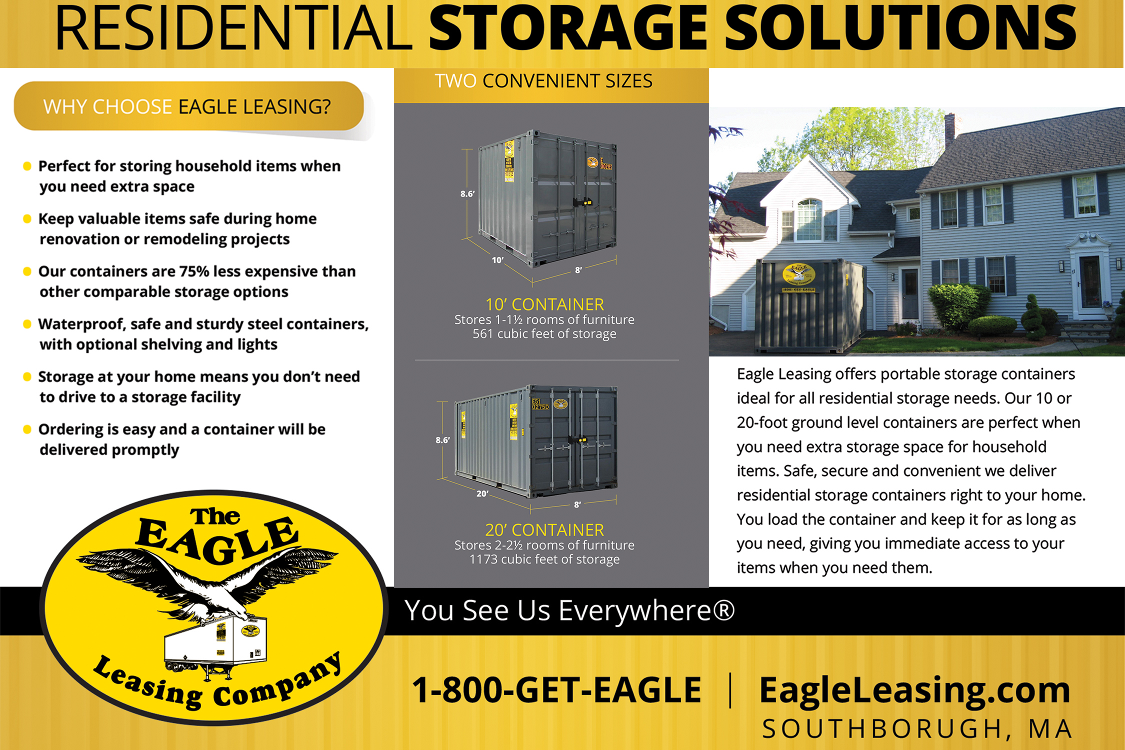 Eagle Storage Solutions EMB