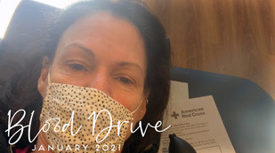 Gallery Blood Drive January 2021