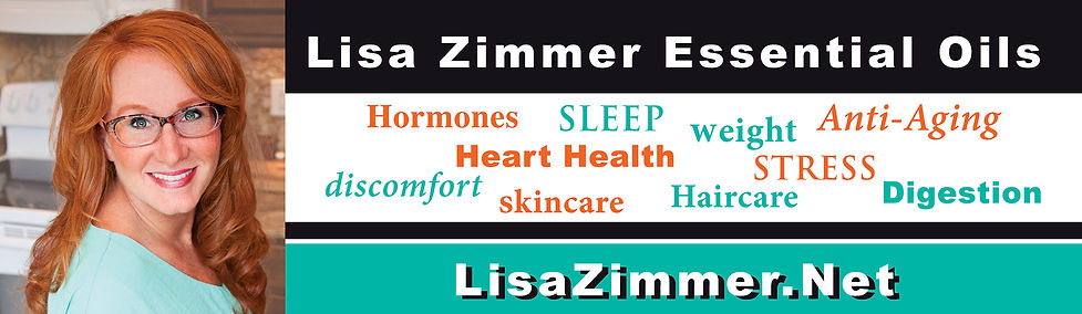 Lisa Zimmer Essential Oils