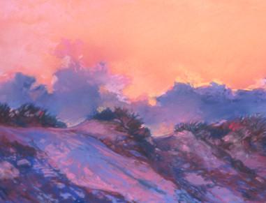 Mount Baldy Sunset #1