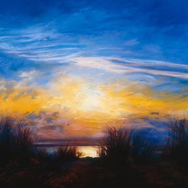Mount Baldy Sunset #2