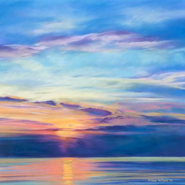 Sunset Series #18