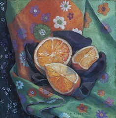 Pastel Painting, still life subject