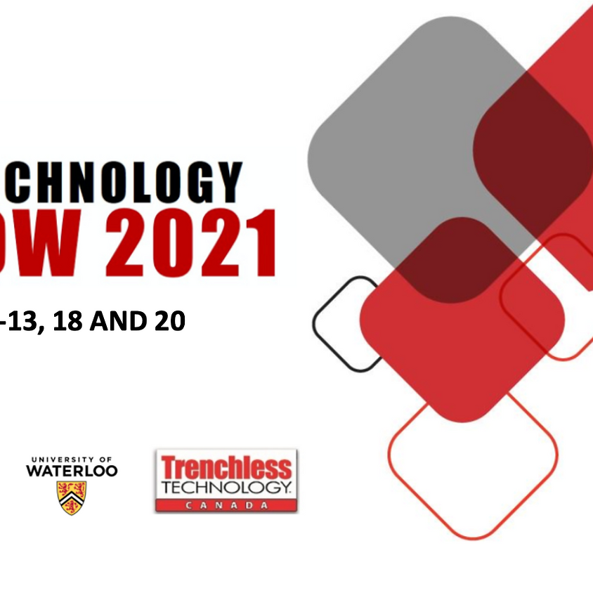 Trenchless Technology Road Show 2021