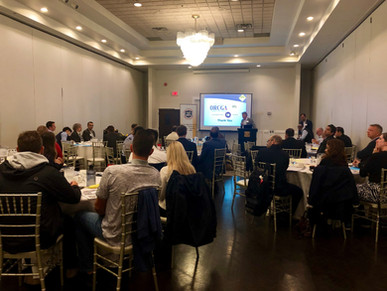 CATT UESI Education Seminar - Attendees at Missauga Grand