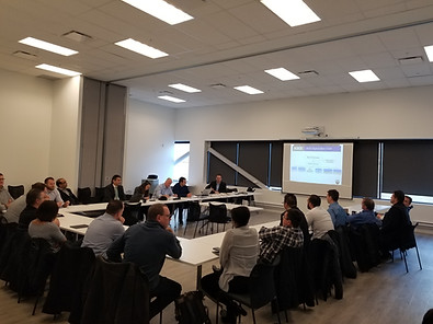 UESI GTA ONTARIO initial chapter meeting