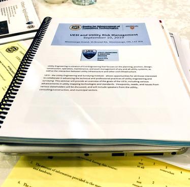CATT UESI Education Seminar - Handout Information