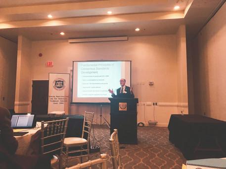 CATT UESI Education Seminar - Speaker - Jim Anspach, District Manager of ASCE UESI