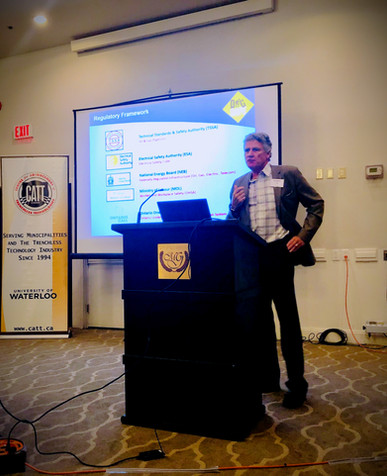 CATT UESI Education Seminar - Speaker - Douglas Lapp from ORCGA