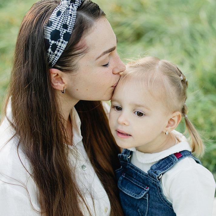 Семейная фотосессия Звенигород
