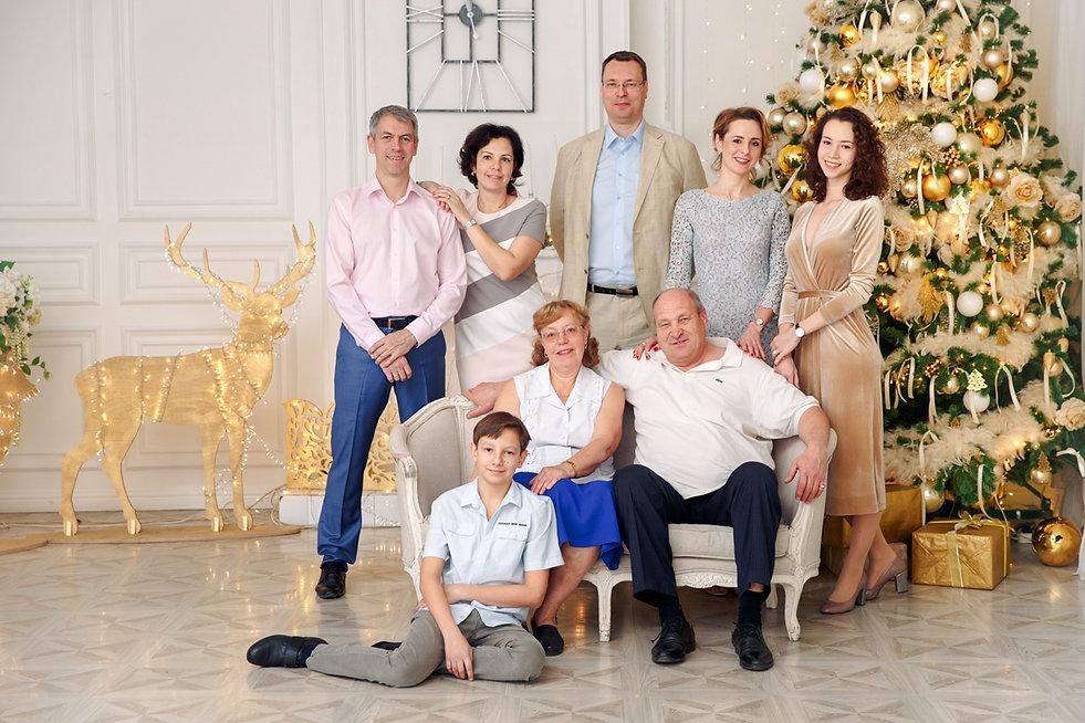 Фотограф на Новый год Одинцово