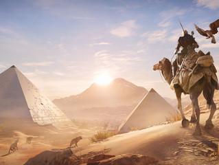 А Вы уже успели поиграть в Assassin's Creed - Истоки?