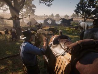 Red Dead Redemption 2 (RDR2) - самая крутя игра 2018 года. Берите в прокат RDR2 - и захватывайте Дик