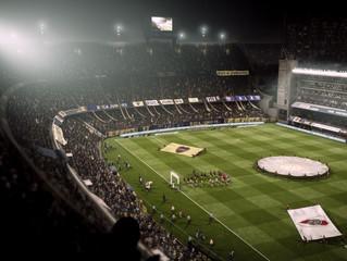 FIFA 18 - предзаказ на наши пристаки уже выполнен.