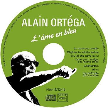 Nouveau CD L'âme en Bleu  remasterisés