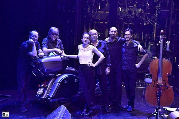 Alain Ortéga & le Modjo Band