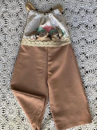 Gumnut Baby overalls