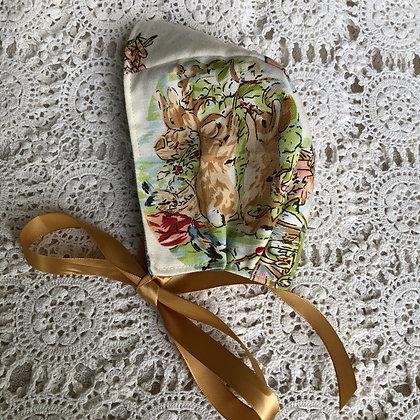Peter Rabbit bonnet