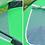 Zelt, Kuppelzelt grün, lustiges Zelt, giftgrünes Zelt, Schweiz