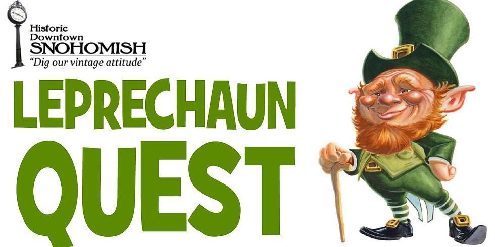 Snohomish Leprechaun Quest