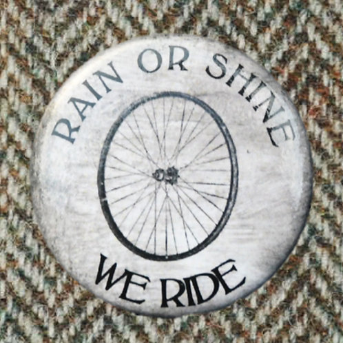 Snohomish Tweed Ride 2020 Button 2