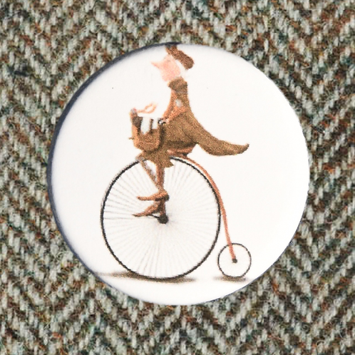 Snohomish Tweed Ride 2019 Button 2