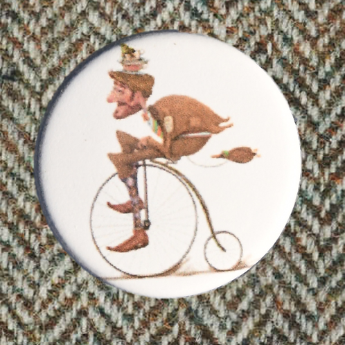 Snohomish Tweed Ride 2019 Button 1