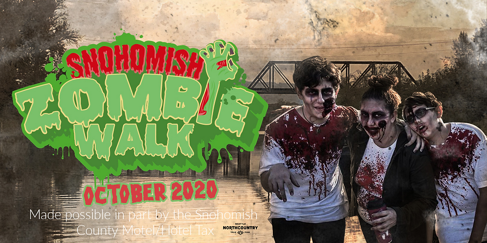 Snohomish Zombie Walk 2020